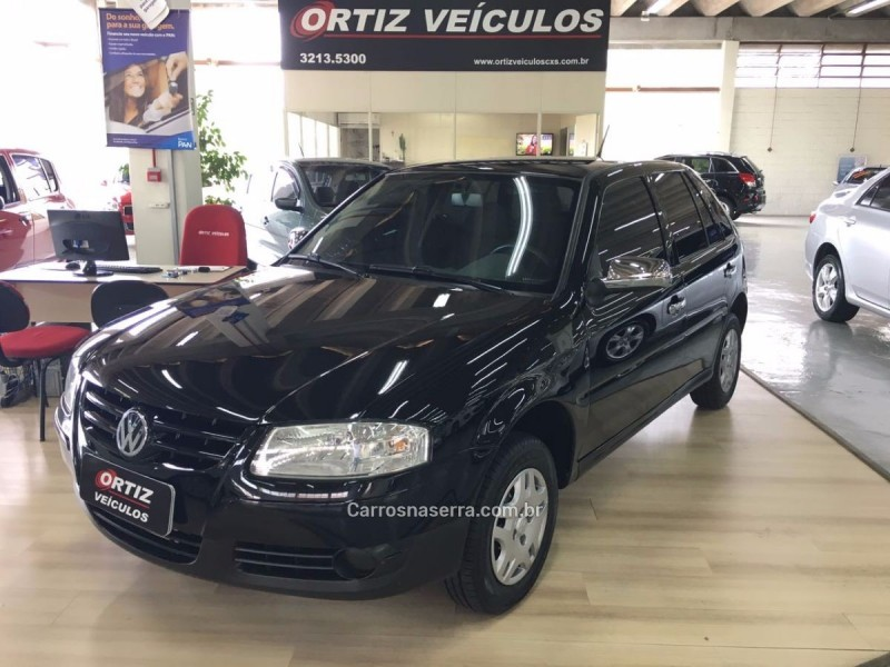 gol 1.0 mi 8v flex 4p manual g.iv 2010 caxias do sul