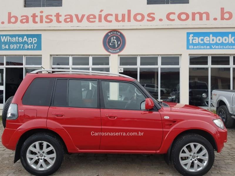 pajero tr4 2.0 4x4 16v 140cv flex 4p automatico 2011 sao francisco de paula