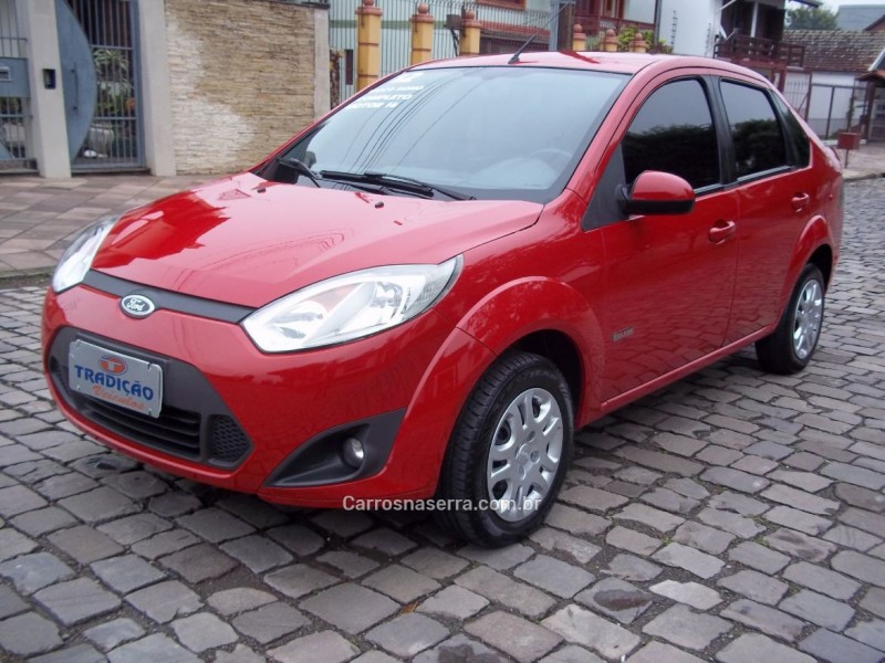 fiesta 1.6 mpi class sedan 8v flex 4p manual 2012 caxias do sul