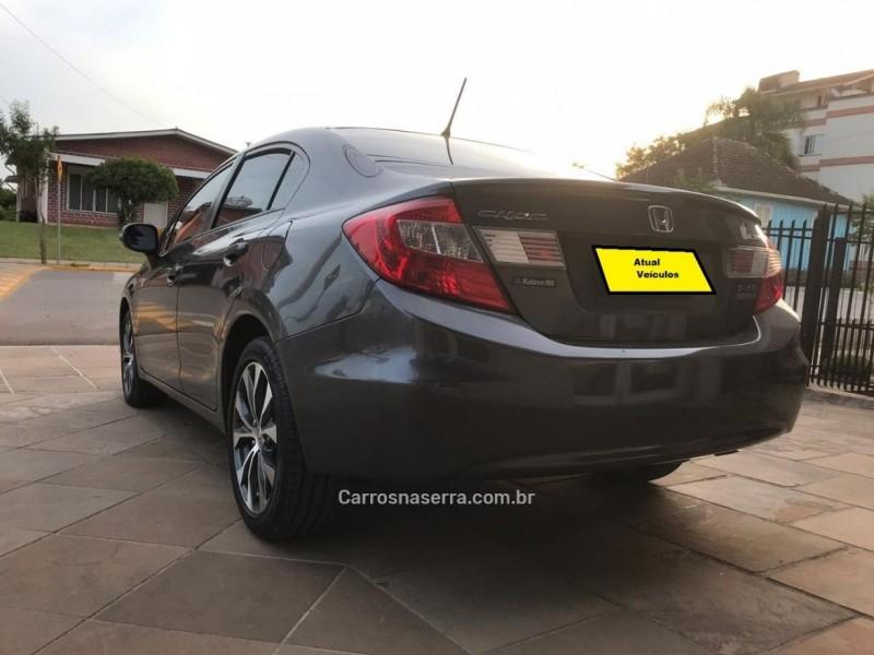 CIVIC 2.0 LXR 16V FLEX 4P AUTOMÁTICO - 2016 - VISTA ALEGRE DO PRATA