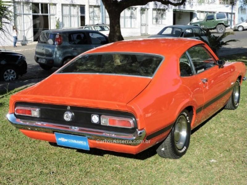 MAVERICK 5.0 GT COUPÉ V8 16V GASOLINA 2P MANUAL - 1974 - SãO MARCOS
