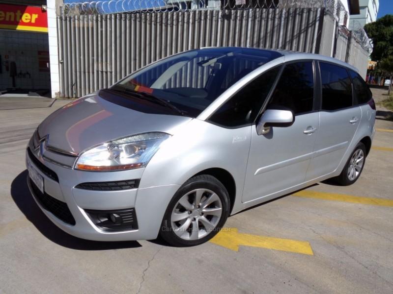 c4 picasso 2.0 16v gasolina 4p automatico 2011 caxias do sul