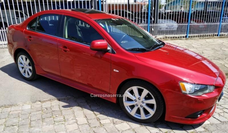 lancer 2.0 gt awd sedan 16v gasolina 4p automatico 2013 caxias do sul