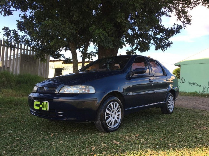 siena 1.8 mpi ex 8v gasolina 4p manual 2003 caxias do sul