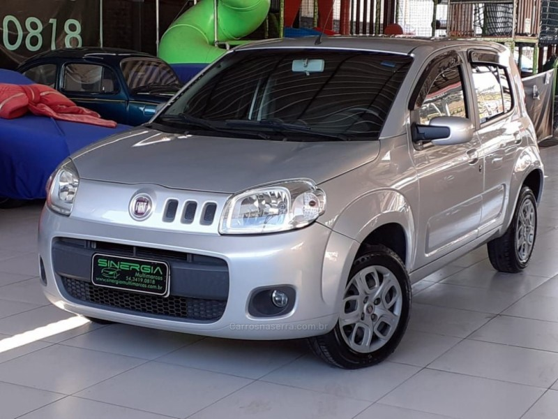 uno 1.0 evo vivace 8v flex 4p manual 2014