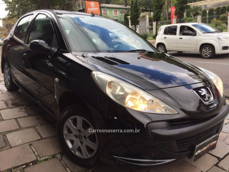 207 1.4 xr 8v flex 4p manual 2010 caxias do sul