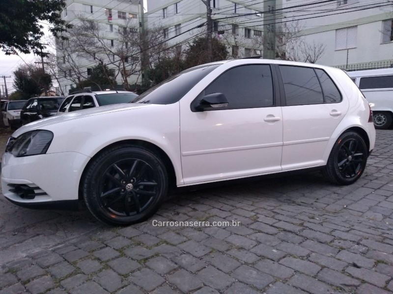 golf 1.6 mi tech 8v flex 4p manual 2009 caxias do sul