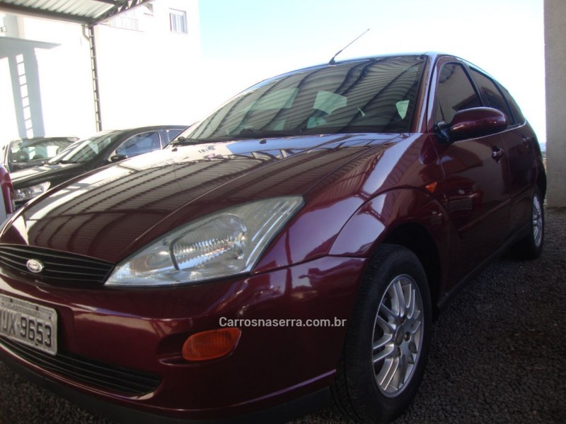 focus 1.8 glx 16v gasolina 4p manual 2002 bento goncalves