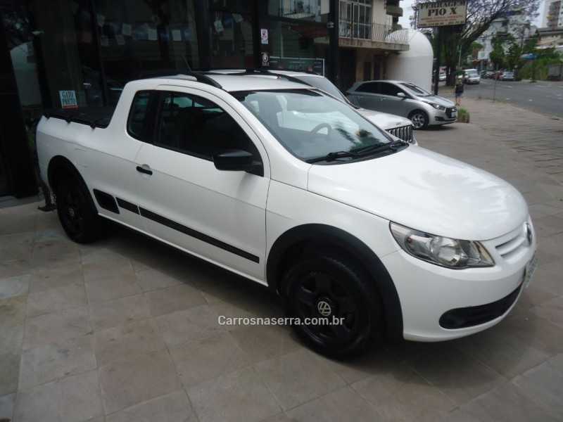 saveiro 1.6 mi trooper ce 8v flex 2p manual g.v 2012 caxias do sul