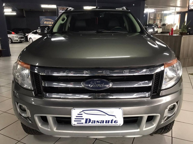 ranger 3.2 limited 4x4 cd 20v diesel 4p automatico 2015 caxias do sul
