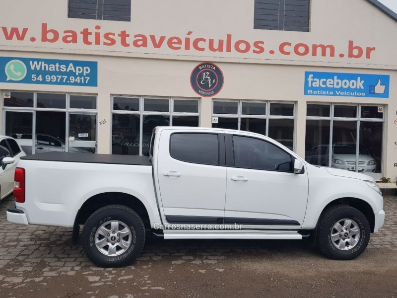 s10 2.4 lt 4x2 cd 8v flex 4p manual 2014 sao francisco de paula