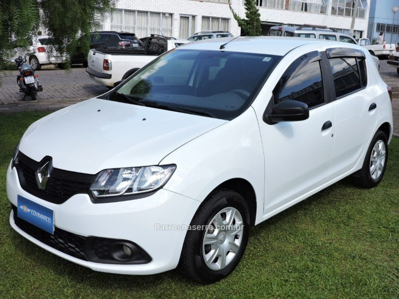 sandero 1.0 expression 12v flex 4p manual 2017 sao marcos