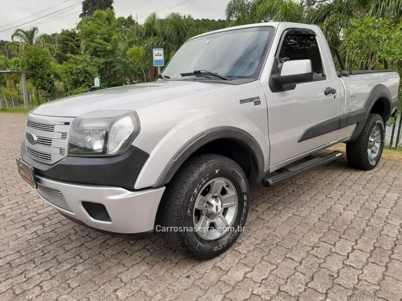 ranger 2.3 xls 4x2 cs 16v gasolina 2p manual 2012 caxias do sul