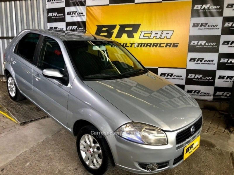 palio 1.4 mpi elx 8v flex 4p manual 2008 caxias do sul