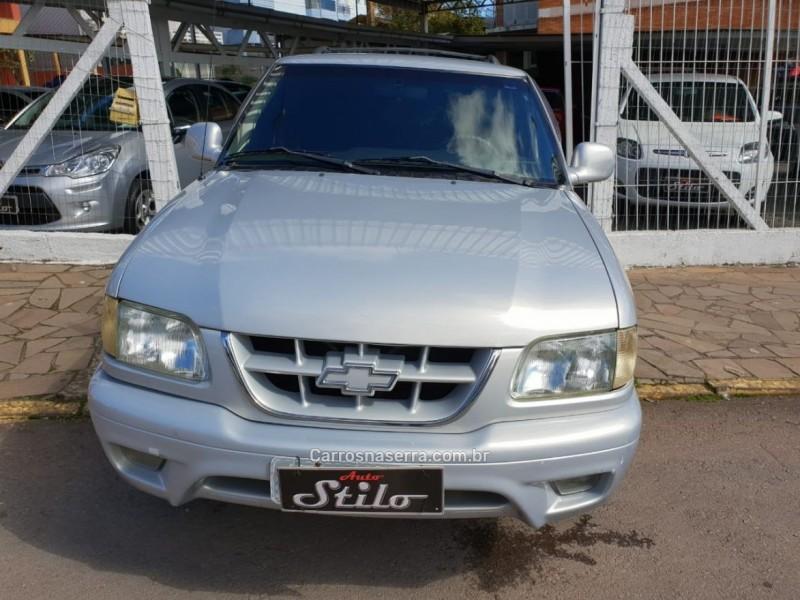 blazer 2.2 mpfi dlx 4x2 8v gasolina 4p manual 2000 bento goncalves