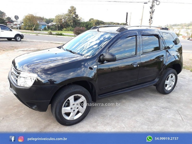 duster 1.6 4x2 16v flex 4p manual 2013 bento goncalves