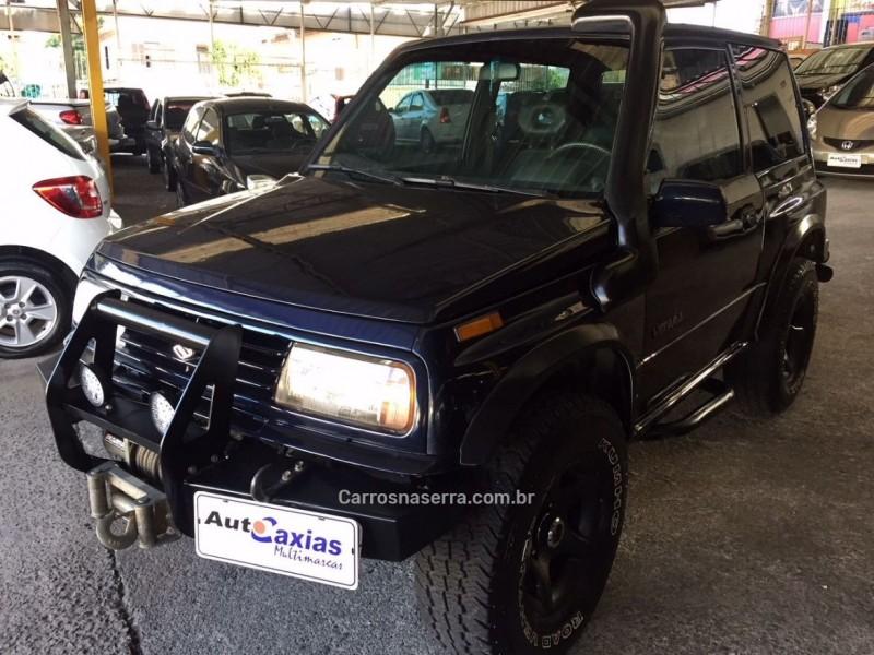 vitara 1.6 jlx metal top 4x4 8v gasolina 2p manual 1994 caxias do sul