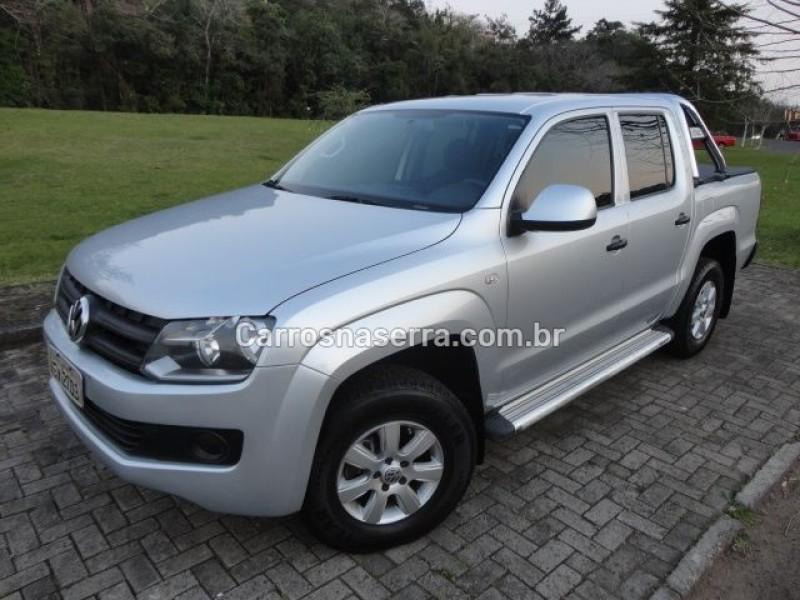 amarok 2.0 se 4x4 cd 16v turbo intercooler diesel 4p manual 2012 tres coroas