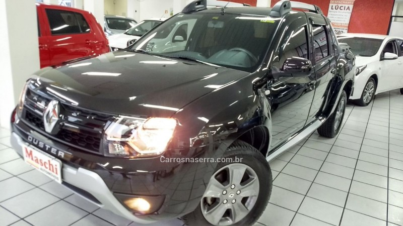 duster oroch 1.6 16v flex dynamique 4p manual 2015 caxias do sul