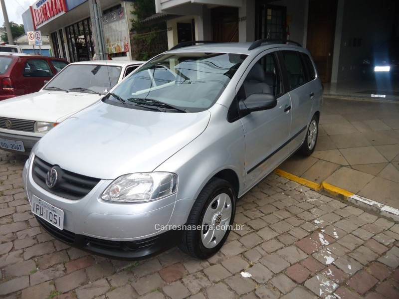 spacefox 1.6 mi 8v flex 4p manual 2009 flores da cunha