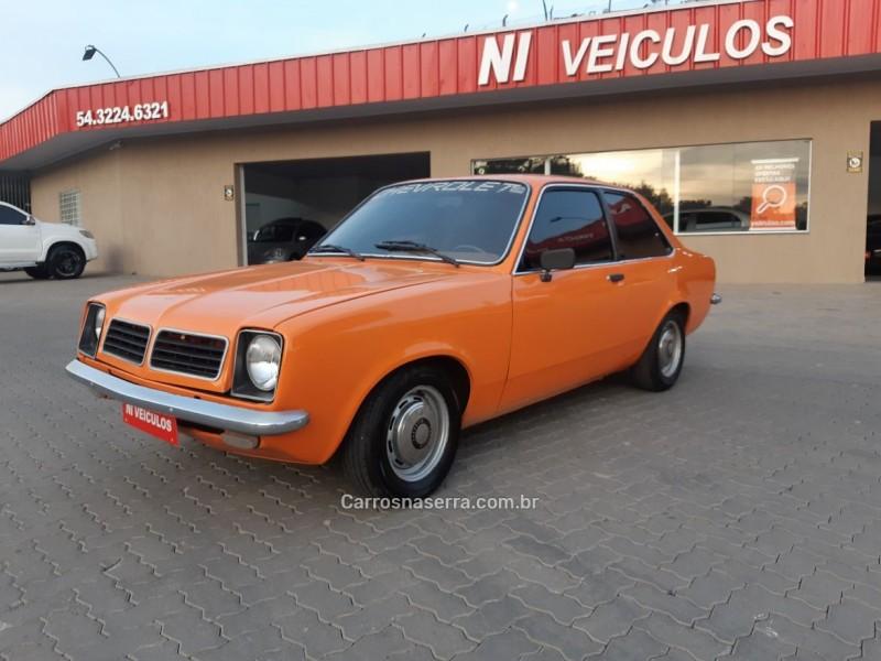 chevette 1.6 l 8v gasolina 2p manual 1979 caxias do sul