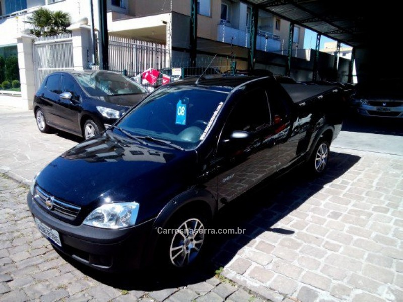 montana 1.4 mpfi conquest cs 8v flex 2p manual 2008 caxias do sul