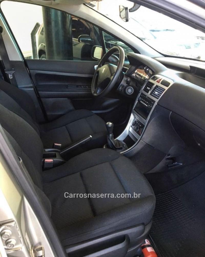 307 1.6 PRESENCE PACK 16V GASOLINA 4P MANUAL - 2010 - CAXIAS DO SUL