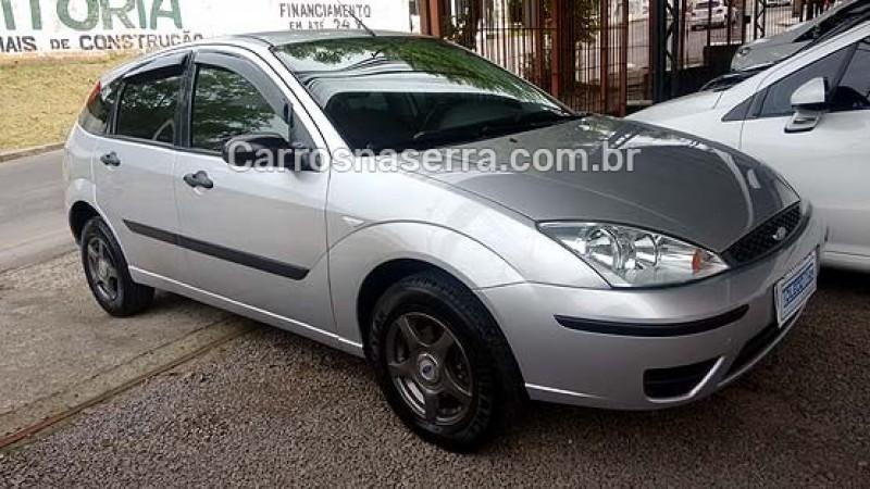 focus 1.6 8v gasolina 4p manual 2005 caxias do sul