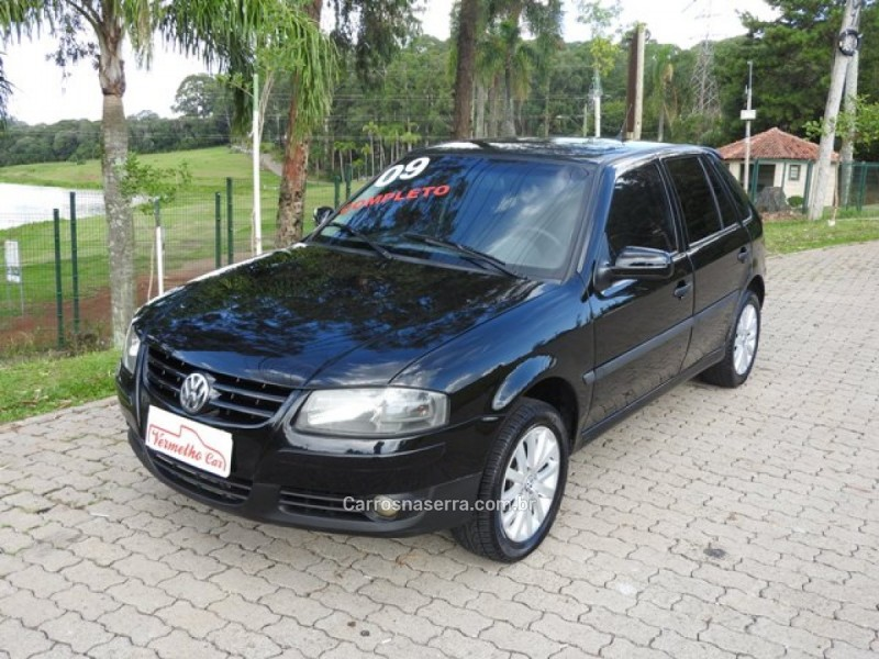 gol 1.0 mi 8v flex 4p manual g.iv 2009 caxias do sul