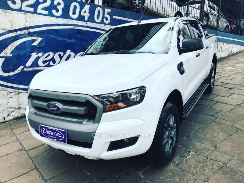 ranger 2.2 xls 4x4 cd 16v diesel 4p automatico 2017 caxias do sul