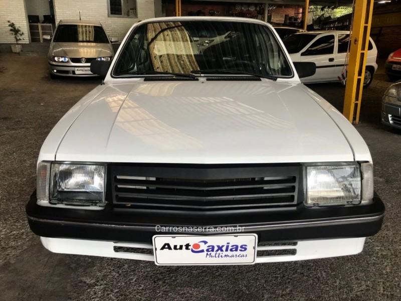 chevette 1.6 dl 8v gasolina 2p manual 1992 caxias do sul