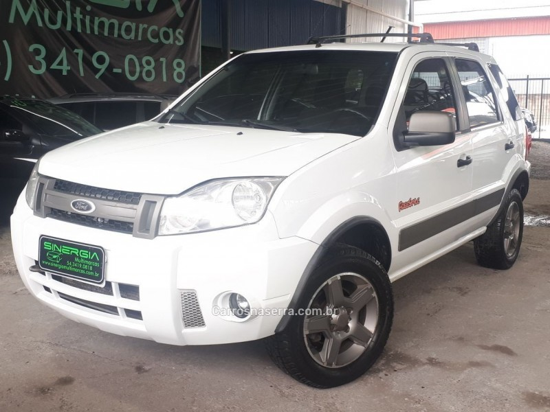 ecosport 1.6 xlt freestyle 8v flex 4p manual 2008 caxias do sul