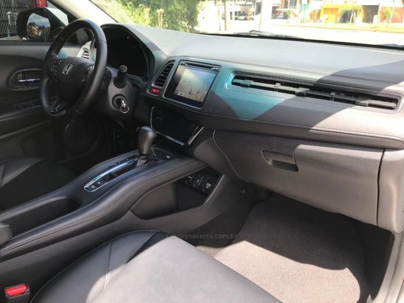 HR-V 1.8 16V FLEX EXL 4P AUTOMÁTICO - 2017 - CAXIAS DO SUL