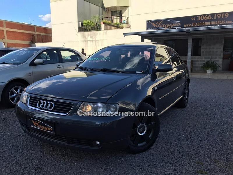 a3 1.8 20v gasolina 4p manual 2005 caxias do sul