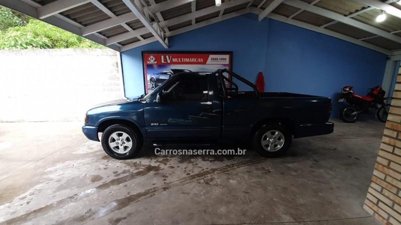 s10 4.3 sfi dlx 4x2 cs v6 12v gasolina 2p manual 1998 caxias do sul