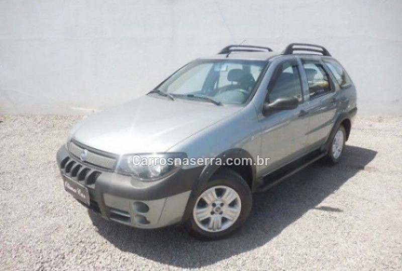palio 1.8 mpi adventure weekend 8v flex 4p manual 2005 flores da cunha