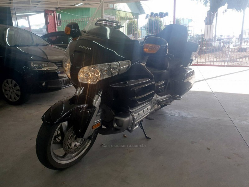 gl 1800 gold wing 40th anniversary edition 2010 caxias do sul