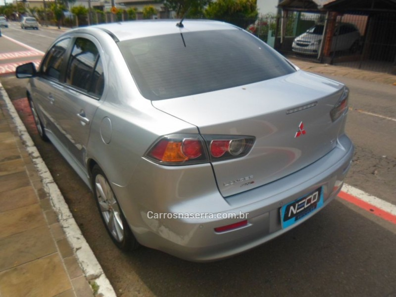 lancer 2.0 gt awd sedan 16v gasolina 4p automatico 2013 bento goncalves