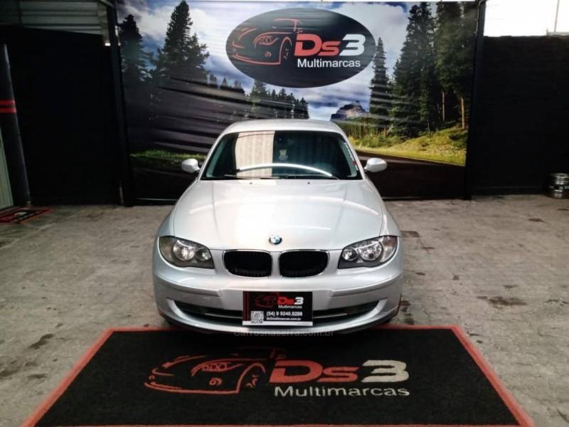 118i 1.8 ue71 16v gasolina 4p automatico 2010 caxias do sul