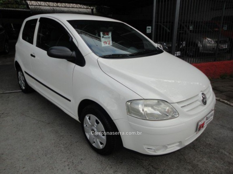 fox 1.0 mi 8v flex 2p manual 2007 caxias do sul