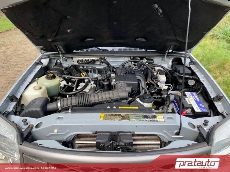 RANGER 2.3 XLS 4X2 CS 16V GASOLINA 2P MANUAL - 2010 - NOVA PRATA