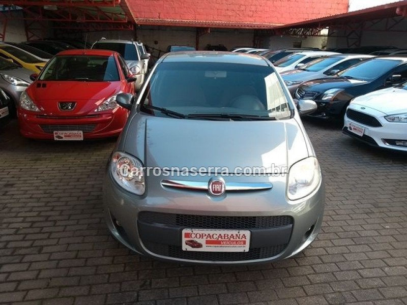 palio 1.6 mpi essence 16v flex 4p manual 2014 caxias do sul
