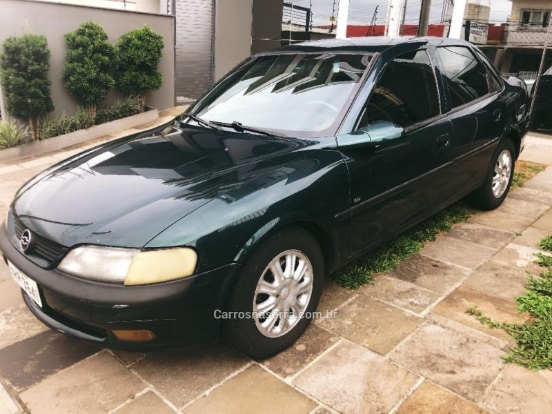 vectra 2.2 mpfi cd 16v gasolina 4p manual 1998 caxias do sul