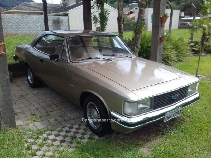 opala 2.5 8v gasolina 2p manual 1980 bom principio