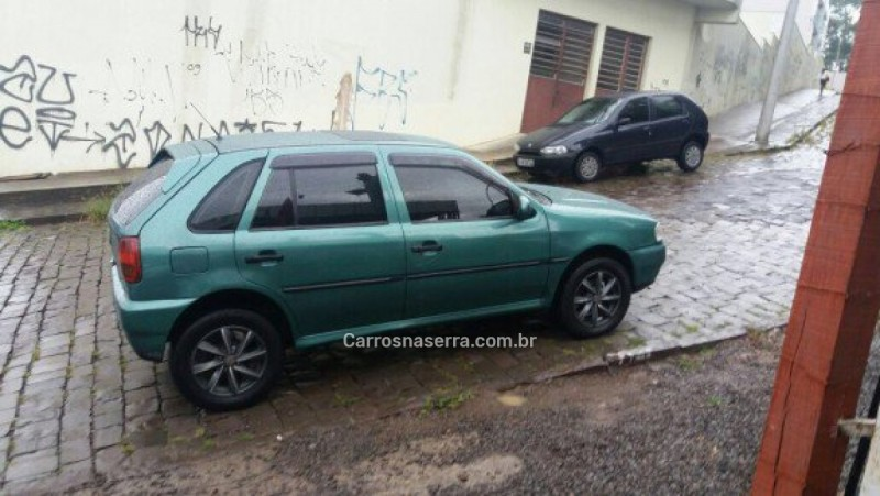 gol 1.0 mi 8v gasolina 4p manual 1998 caxias do sul
