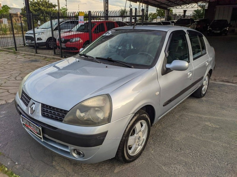 clio 1.6 privilege 16v gasolina 4p manual 2006 caxias do sul
