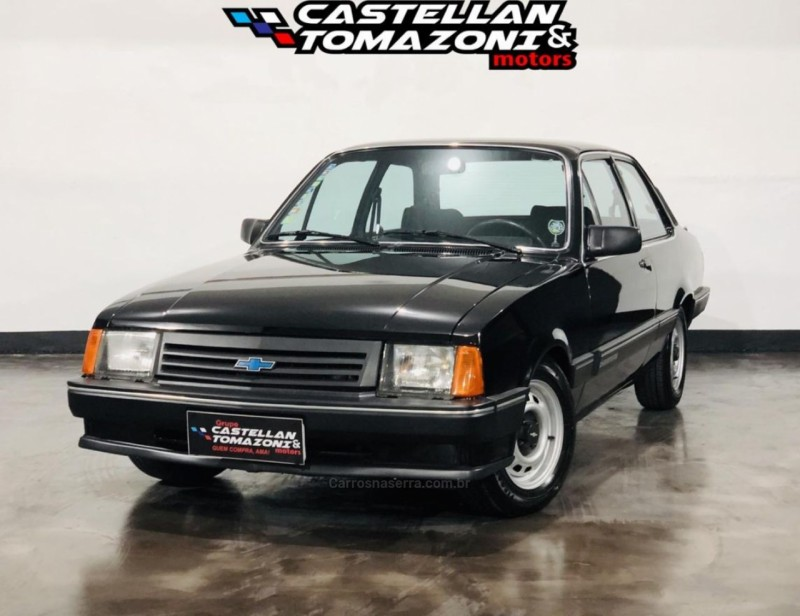 chevette 1.6 dl 8v gasolina 2p manual 1991 caxias do sul