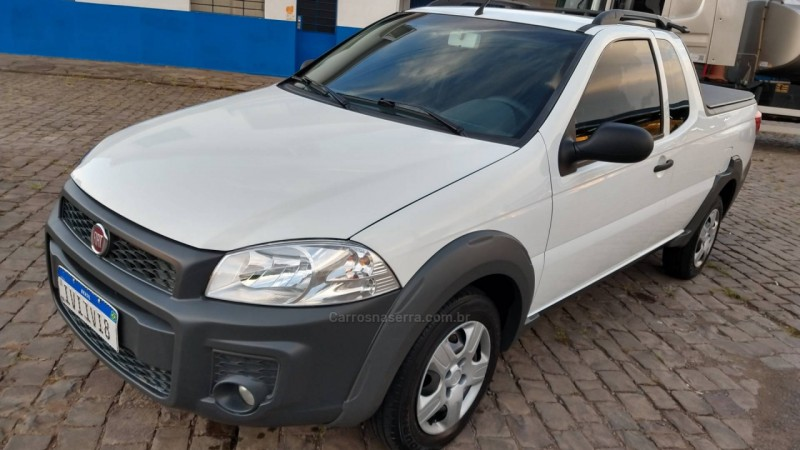 strada 1.4 mpi working ce 8v flex 2p manual 2016 sao marcos
