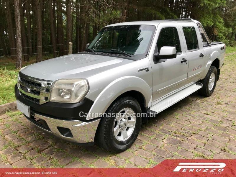 ranger 3.0 xlt 4x4 cd 16v turbo eletronic diesel 4p manual 2011 nova prata