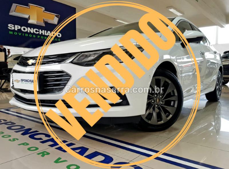 cruze 1.4 turbo ltz 16v flex 4p automatico 2019 caxias do sul